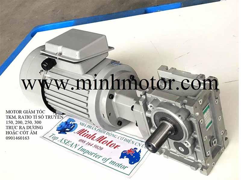 Motor giảm tốc NMRV