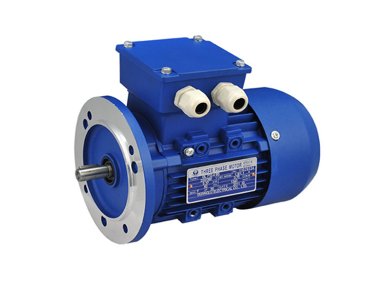 motor dien 3 pha 0.55 kw 0.75 hp 2 cuc dien