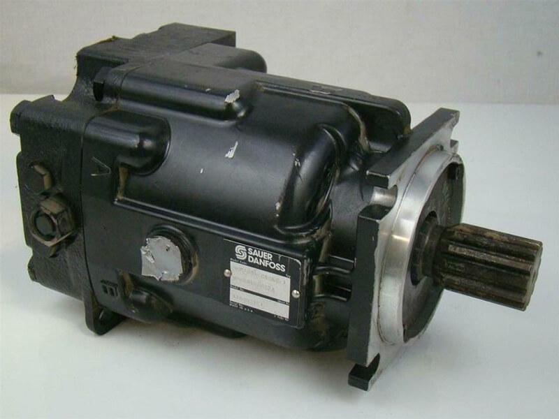Motor thủy lực về cơ bản có thể xem là một thiết bị truyền động cơ khí