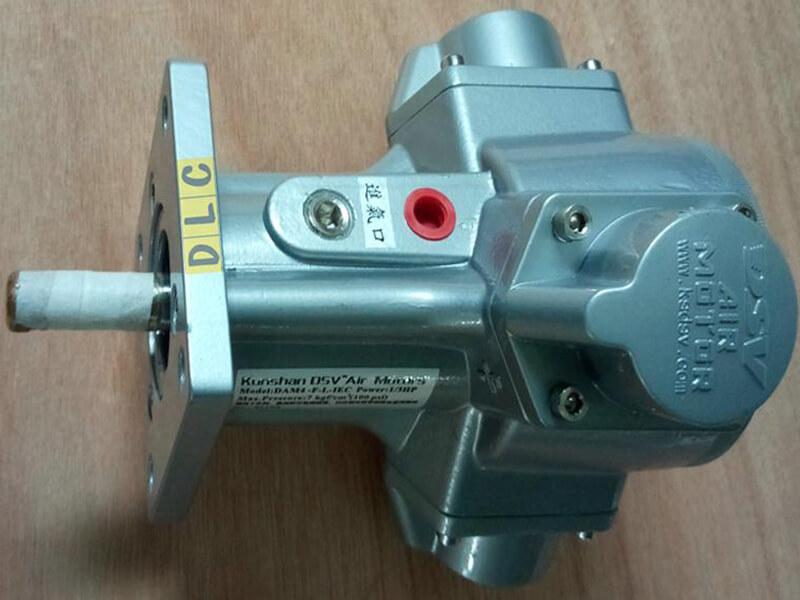 Motor máy nén khí được sử dụng trong nhiều lĩnh vực