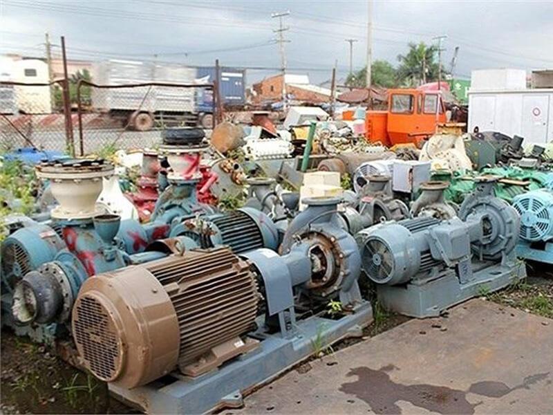 Hãy kiểm tra kỹ lưỡng các hư hỏng ở bên ngoài của motor điện