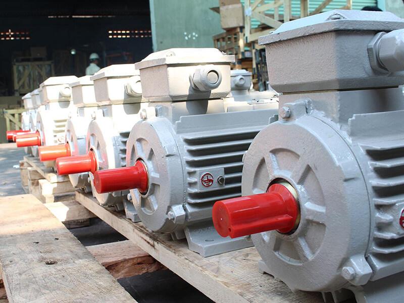 Khi motor điện gặp lỗi, cần được khắc phục, sửa chữa kịp thời