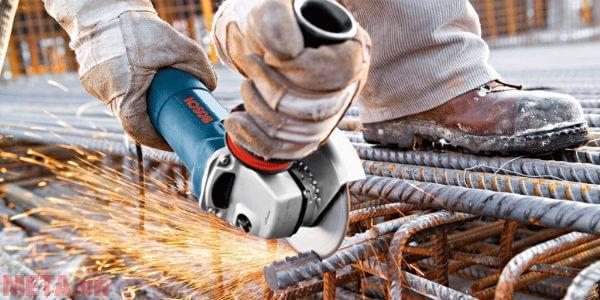 Máy cắt hiện nay đang được ứng dụng phổ biến trong nhiều lĩnh vực