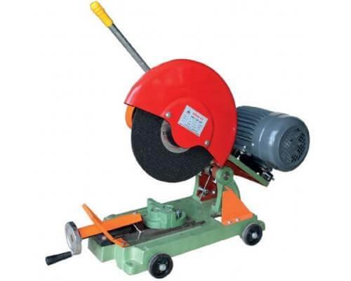 Máy cắt sắt HKCF 350mm dùng để cắt các vật liệu cứng