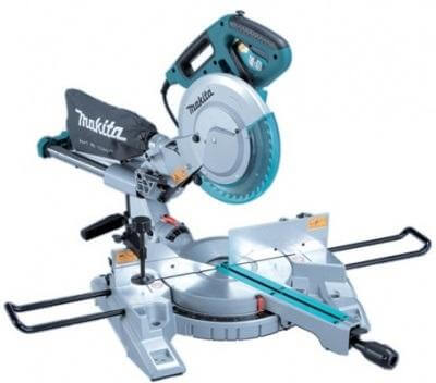 Motor máy cắt nhôm Makita LS1216 mang lại hiệu quả công việc cao