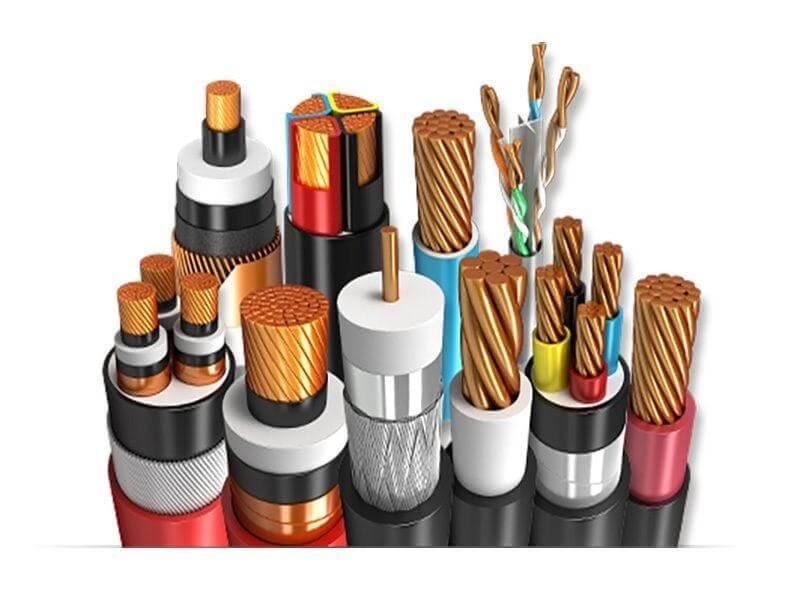 Dây cáp điện là loại dây dẫn tải được dòng điện lớn, chắc và khỏe