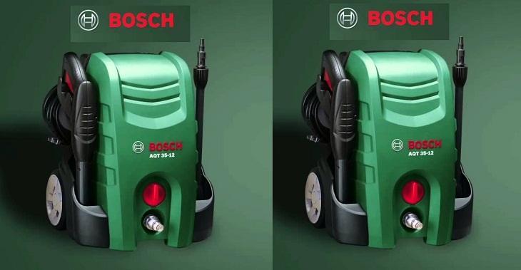 Máy phun xịt rửa áp lực cao Bosch Universal AQT 125 1500W