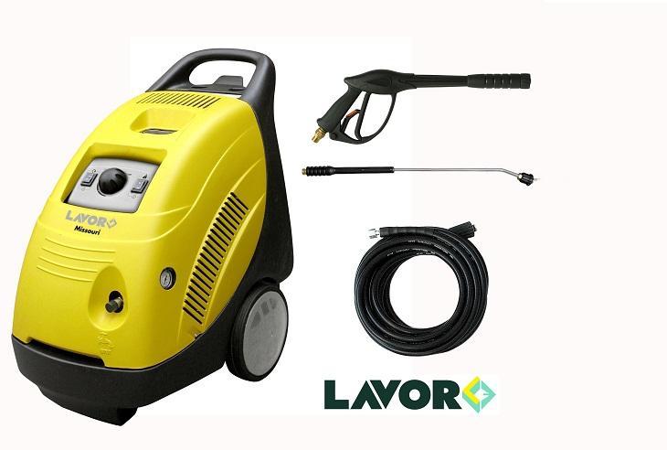 Máy xịt rửa áp lực cao đến từ Ý Lavor Smart Plus 130 1800W