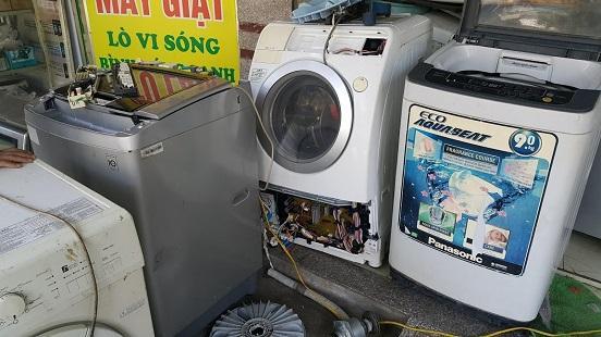 Cấu tạo của motor máy giặt, vị trí và vai trò của motor máy giặt