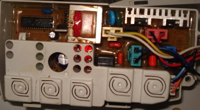 Sơ đồ và cách đấu dây motor máy giặt