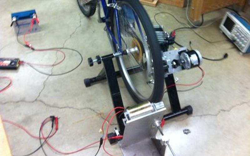 Cách làm máy phát điện từ motor có khó không?
