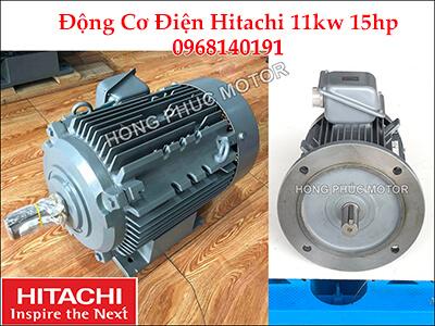 Giá Motor Điện Hitachi 3 Pha Cập Nhật Tháng 10/2021
