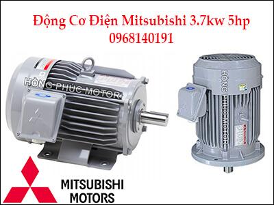 Giá Motor Điện Mitsubishi 3 Pha Cập Nhật Tháng 10/2021