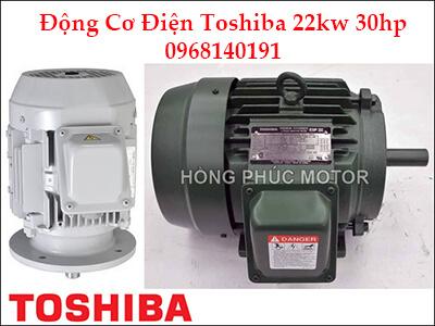 Giá Motor Điện Toshiba 3 Pha Cập Nhật Tháng 10/2021