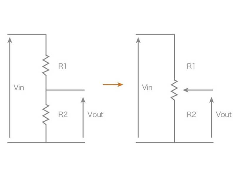 Sơ đồ đấu nối mạch điều khiển servo motor