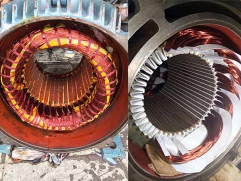 Cuộn kháng là một thiết bị rất quan trọng hệ thống điện công nghiệp