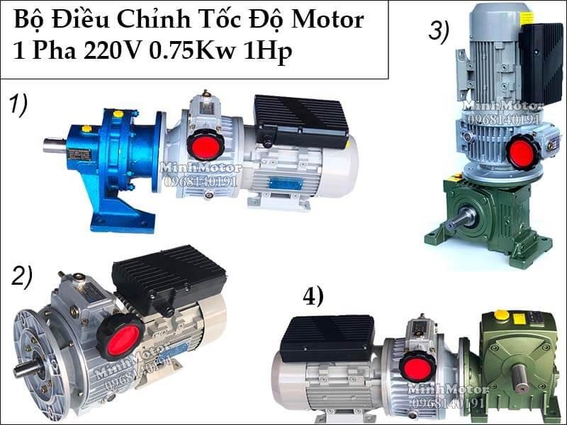 Bộ điều khiển tốc độ motor 1 pha trục vít