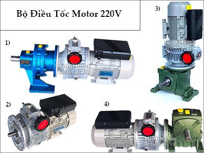 Bộ Điều Tốc Motor 220V