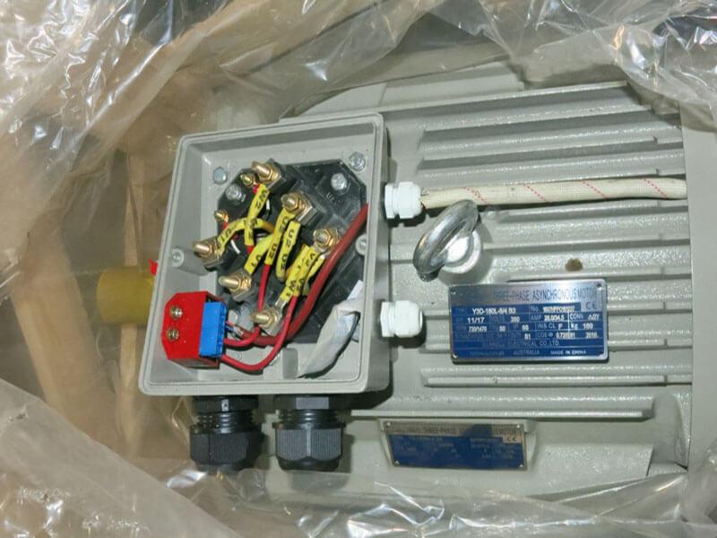 Động cơ điện 3 pha 2 tốc độ