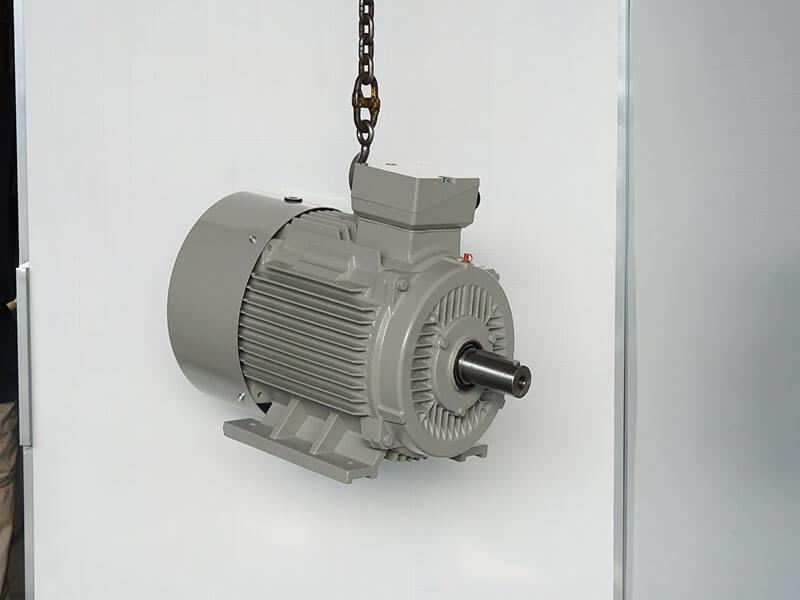 Động cơ điện 3 pha 12 cực điện 12 poles