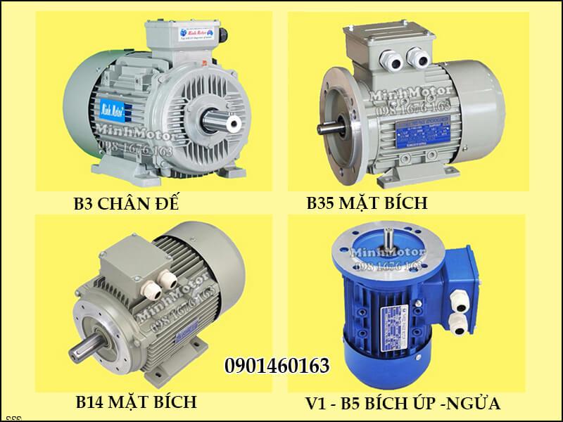 Trục Motor Điện Tính Được Công Suất Thực Tế Của Động Cơ Điện Mất Tem Mác