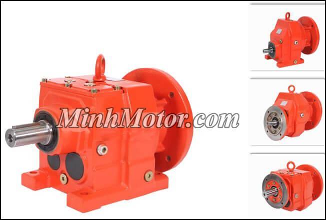 Motor giảm tốc WUMA tải nặng R