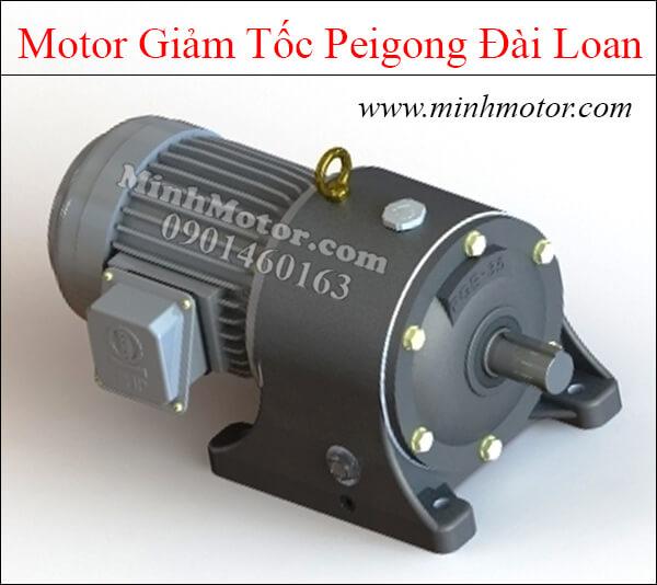Motor giảm tốc Peigong Đài Loan