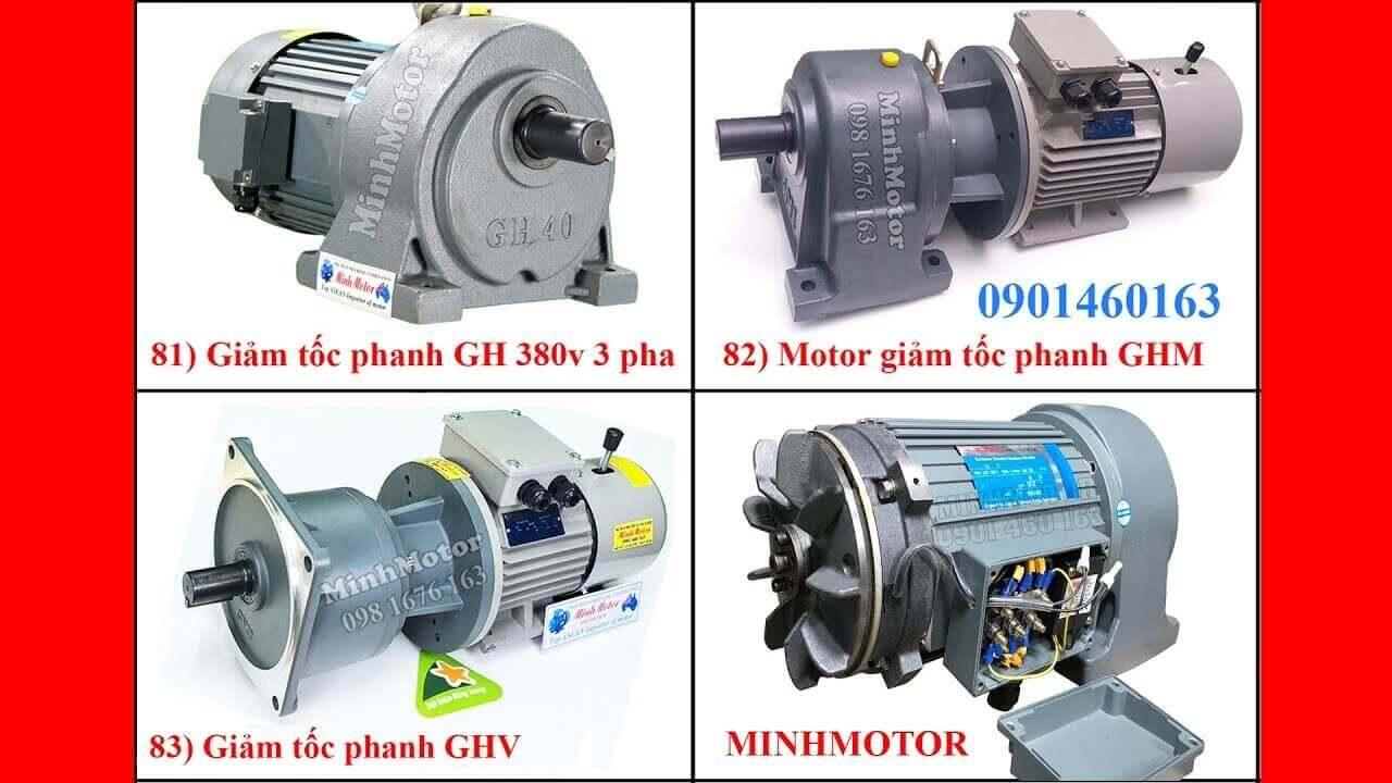 Đánh giá 5 loại động cơ Leon – motor giảm tốc Leonhard được quan tâm nhất