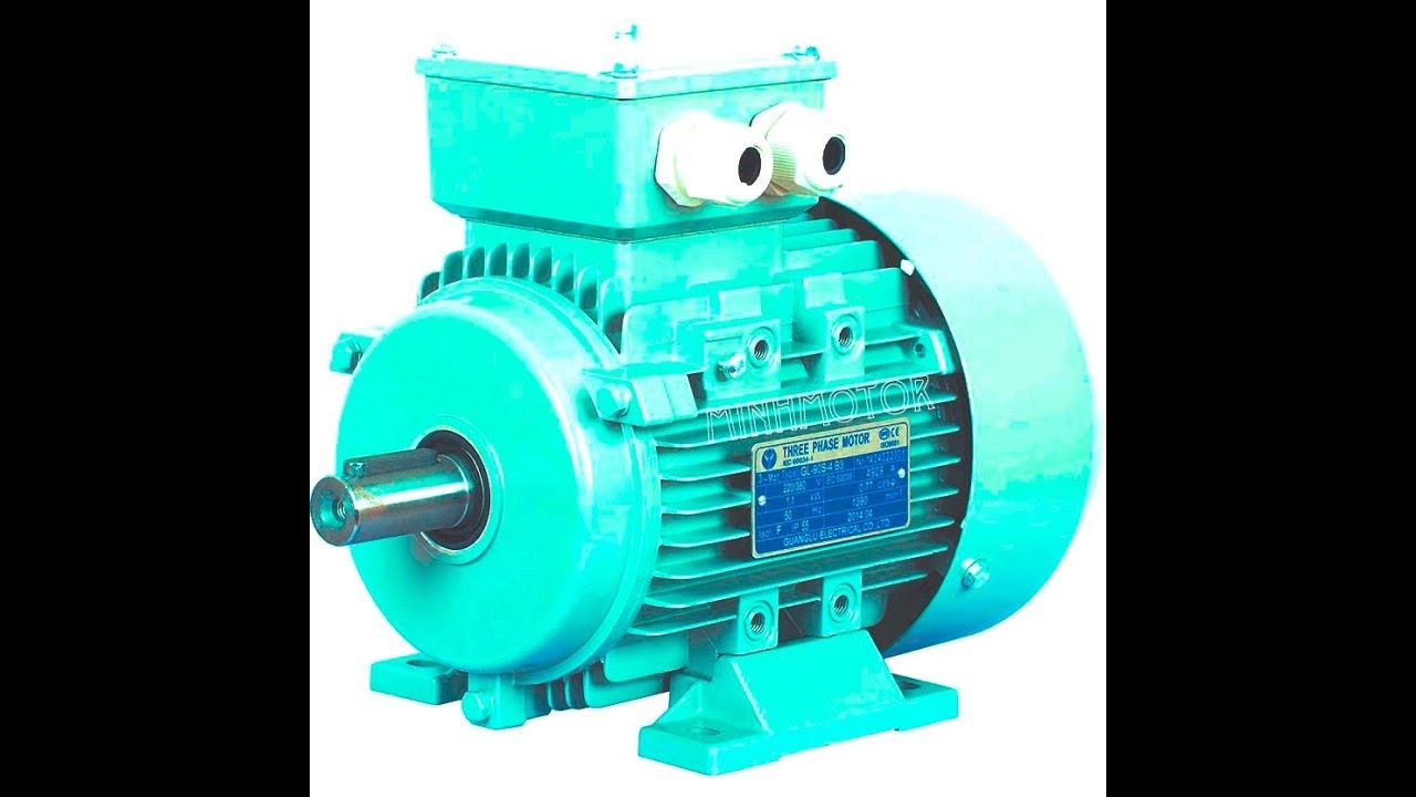 Mô tơ điện 0.18 kW (1/4 ngựa) 1400 RPM chế tạo quạt gió