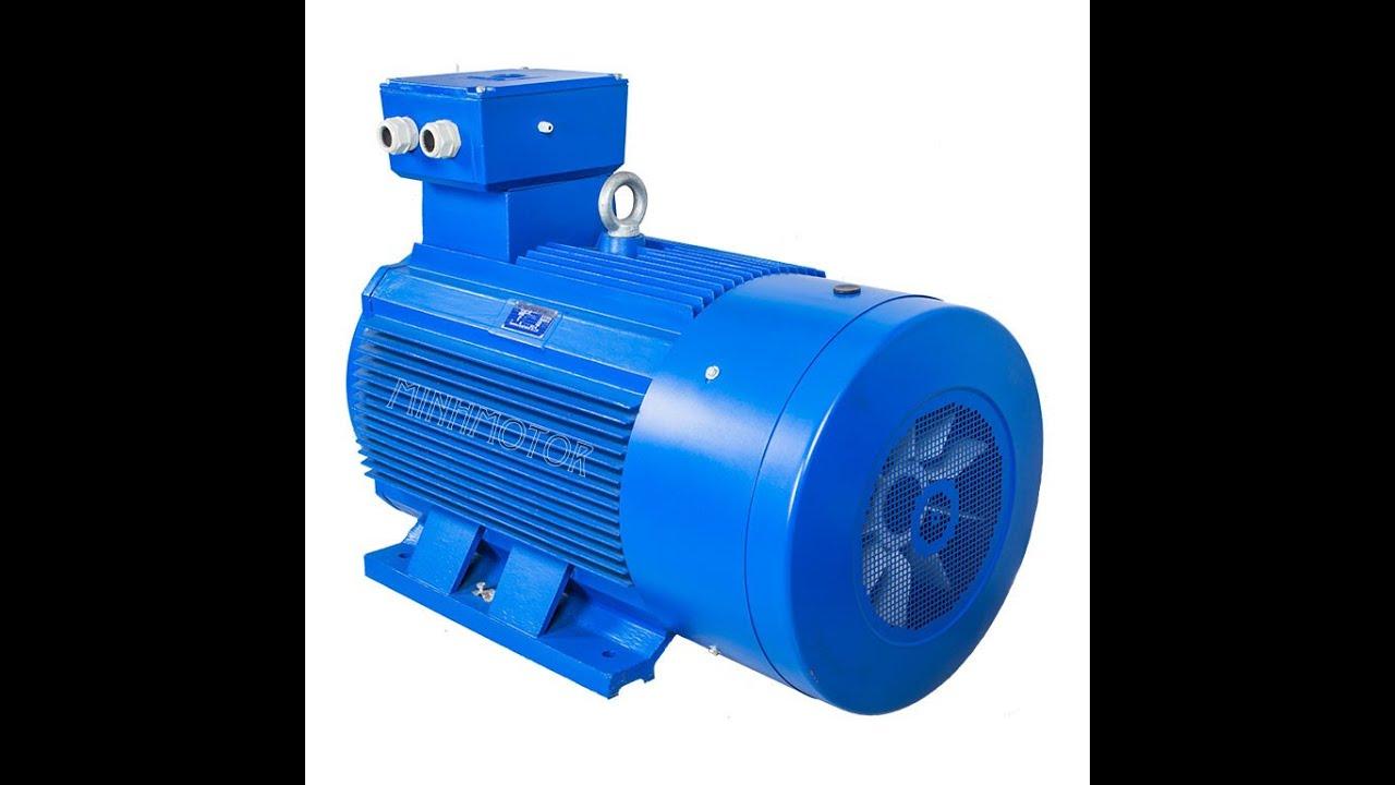 Động cơ điện công nghiệp 110kw (150HP) - 985 vòng/ phút